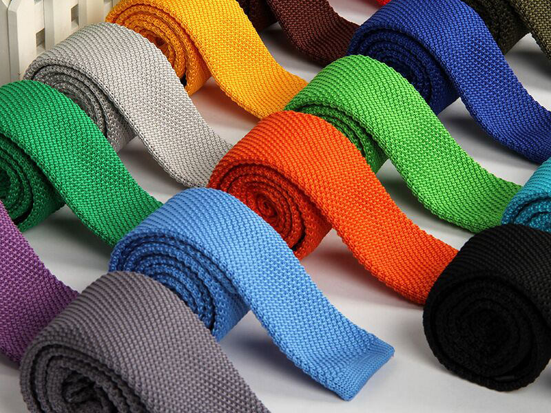 Tessuti cravatte