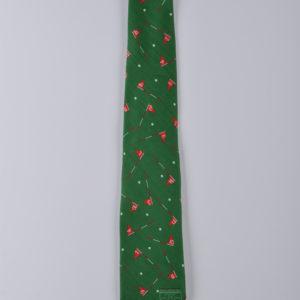 Cravatta in misto seta personalalizzata