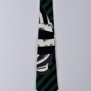 Cravatta con stampa digitale